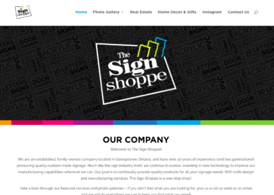 The SignShoppe